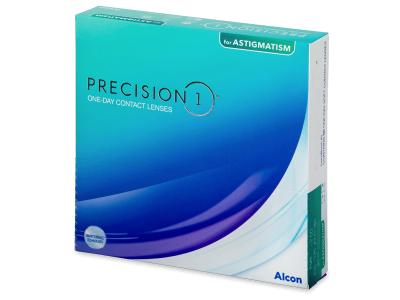 Precision1 for Astigmatism (90 lenti)