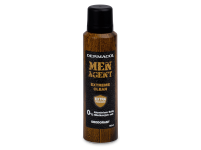 Deodorante Dermacol Men Agent Extreme Clean 150 ml