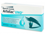 Lenti a contatto Bausch and Lomb - Gocce oculari Artelac UNO 30 x 0,6 ml