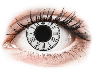 CRAZY LENS – Clock – giornaliere non correttive (2 lenti) (2 lenti)