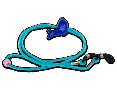 Cordino per occhiali BC12 Azzurro