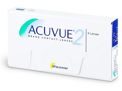 Acuvue 2 (6 lenti) - Bi-weekly contact lenses