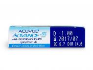 Acuvue Advance (6 lenti)