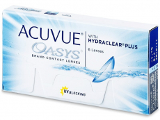 Acuvue Oasys (6 lenti) - Bi-weekly contact lenses