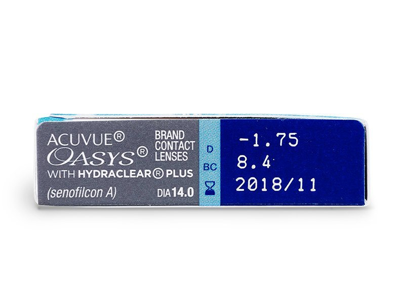 Acuvue Oasys (6 lenti) - Attributes preview