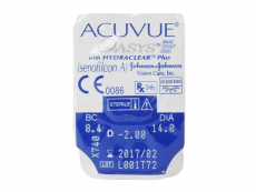 Acuvue Oasys (6 lenti) - Blister pack preview