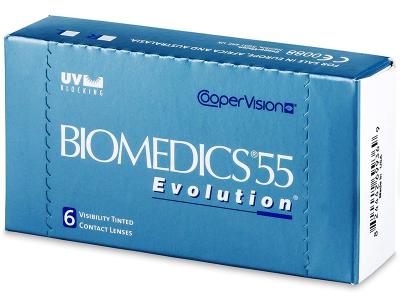 Biomedics 55 Evolution (6lenti) - Previous design