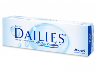 Lenti a contatto - Focus Dailies All Day Comfort (30 lenti)