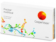 Lenti a contatto - Proclear Multifocal (3 lenti)