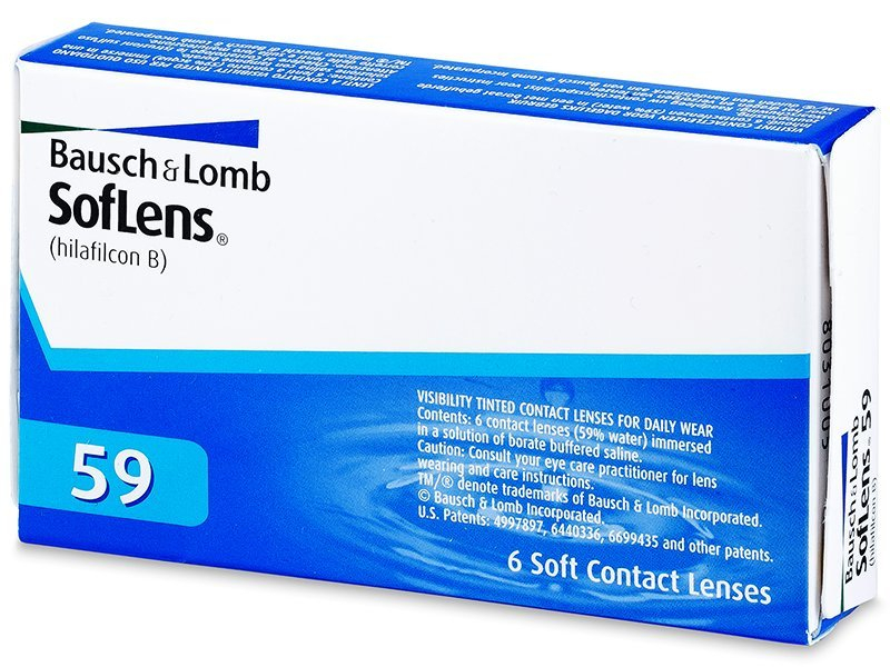SofLens 59 (6 lenti) - Monthly contact lenses
