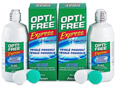 Soluzione OPTI-FREE Express 2 x 355 ml  - Previous design