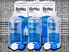 Soluzione ReNu MultiPlus 3 x 360 ml  - Economy 3-pack - solution