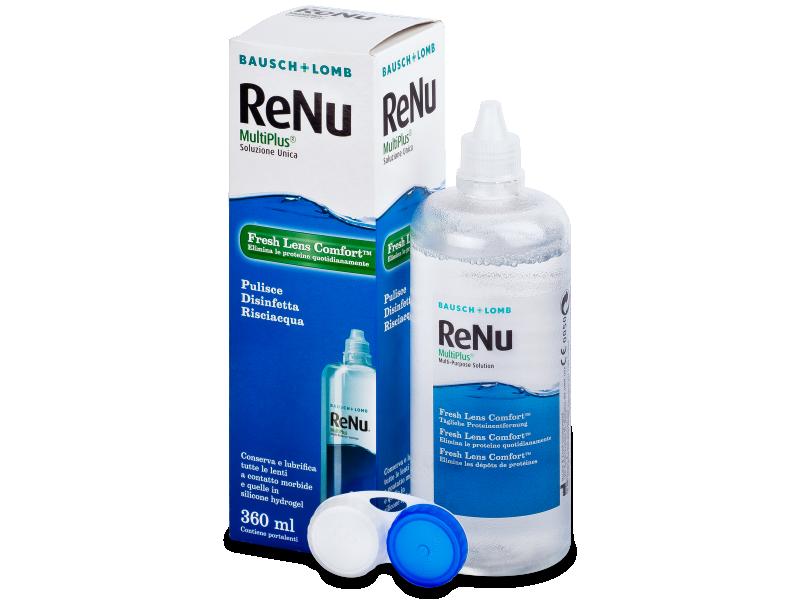 Soluzione ReNu MultiPlus 360 ml  - Cleaning solution