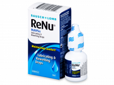 Gocce oculari ReNu MultiPlus Drops 8 ml  - Eye drops