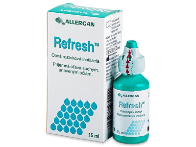 Gocce oculari Refresh 15 ml