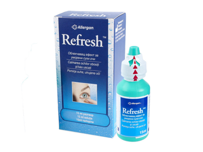 Gocce oculari Refresh 15 ml
