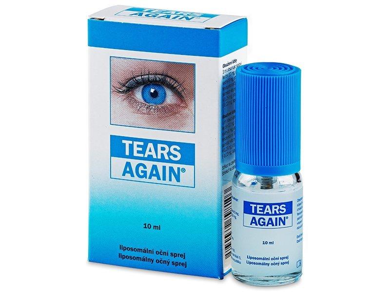 Spray oculare Tears Again 10 ml  - Eye spray