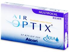 Air Optix Aqua Multifocal (3lenti)