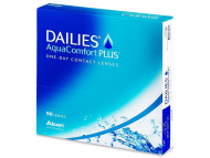 Lenti a contatto - Dailies AquaComfort Plus (90 lenti)