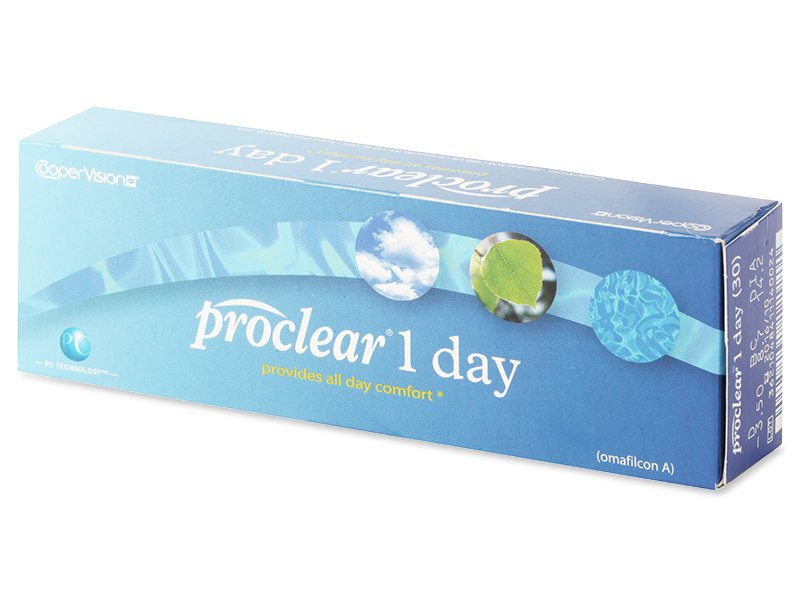 Proclear 1 Day (30 lenti) - Previous design