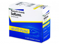 Lenti a contatto Bausch and Lomb - SofLens Multi-Focal (6 lenti)