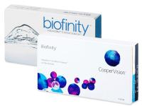 Biofinity (6 lenti) - Previous design