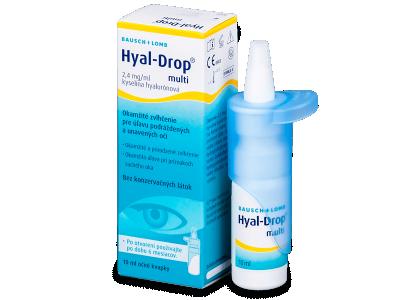 Gocce oculari Hyal-Drop Multi 10 ml