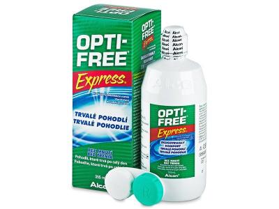 Soluzione OPTI-FREE Express 355 ml  - Previous design