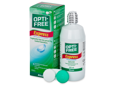 Soluzione OPTI-FREE Express 355 ml  - Cleaning solution