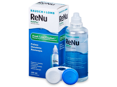 Soluzione ReNu MultiPlus 120 ml  - Cleaning solution
