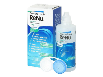 Soluzione ReNu MultiPlus 120 ml  - Previous design
