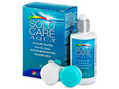 Soluzione SoloCare Aqua 90ml  - Previous design