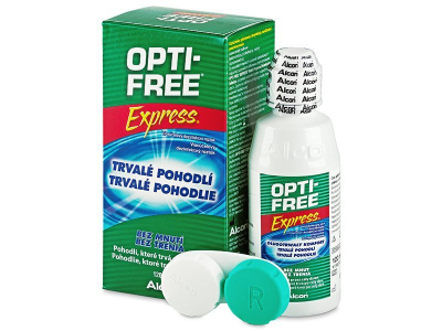 Soluzione OPTI-FREE Express 120 ml