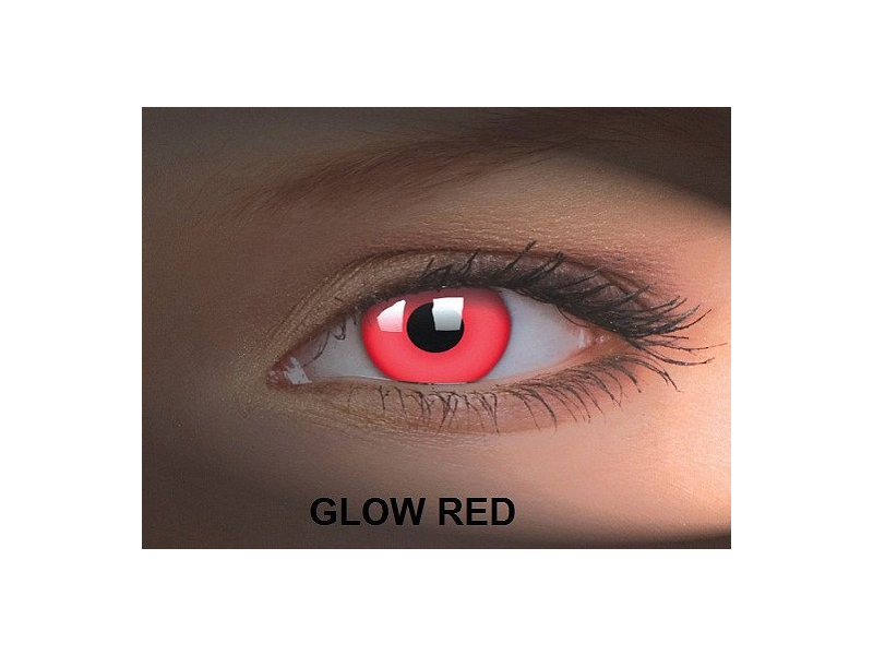 ColourVUE - Glow (2 lenti) - Glow Red