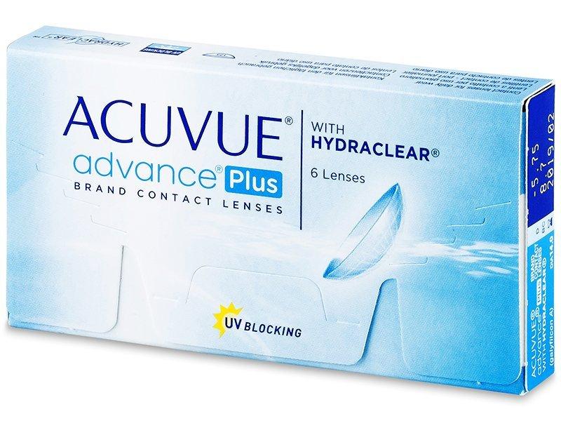 Acuvue Advance PLUS (6lenti)
