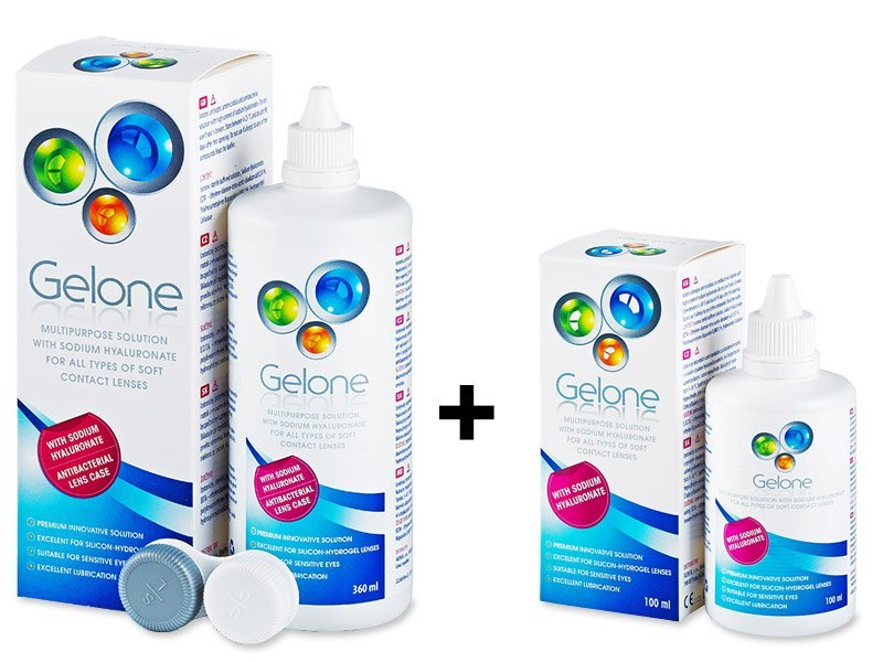 Soluzione Gelone 360 ml + 100 ml GRATIS - Package deal